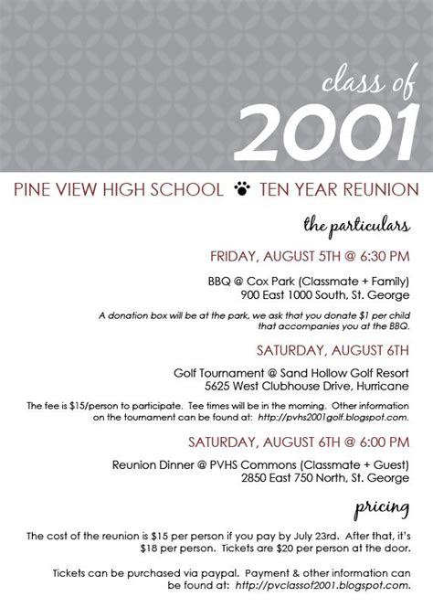 Invitation Letter Format For Reunion Best 25 Class Reunion Invitations Ideas On Class Reunion Ideas High School Class