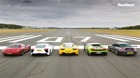 Top Gear Lamborghini Cars 458 Italia Lamborghini Gallardo Lp570 4