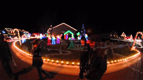 christmas lights in wichita ks 2011 the mckinney s