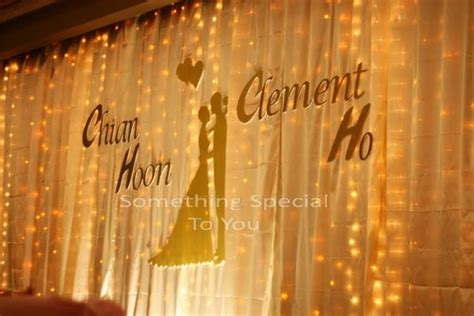 Wedding Backdrop Malaysia by Something Special To You Malaysia Wedding One Stop Shop