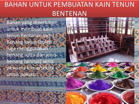 Kain Batik Pkk Nasional Gulungan kain batik bentenan khas sulawesi utara