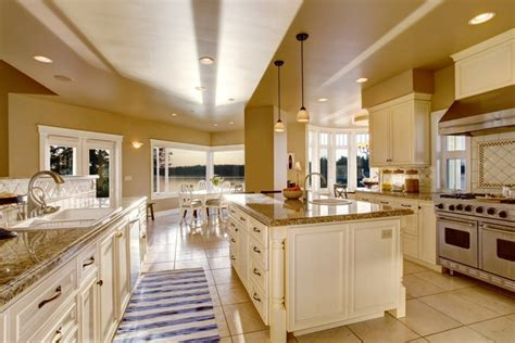 L Shaped Kitchens Designs 80 custom kitchens with islands great design ideas images