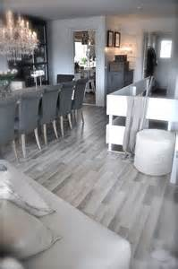 Grey Laminate Dining Room 1000 Ideas About Grey Wood Floors On Grey