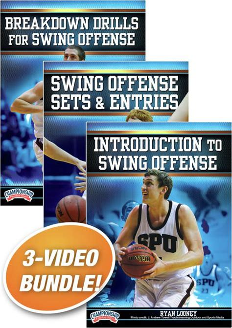 volleyball swing offense the swing offense 3 pack basketball chionship