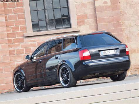 Audi 2 5 V6 Tdi Tuning by Audi A4 Avant 2 5 V6 Tdi Quattro S Line Von Jackdasmesser