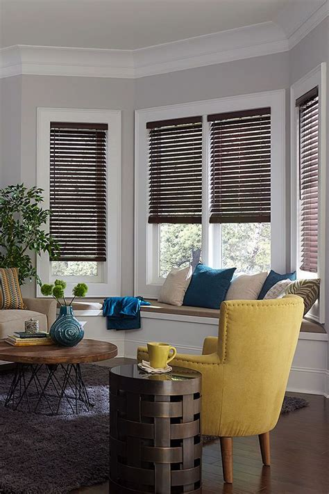 Ideas For Hton Bay Blinds Design The Ultimate Guide To Blinds For Bay Windows The Finishing Touch