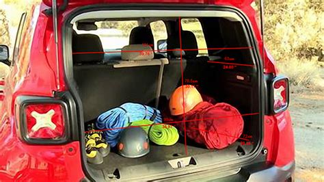 Jeep Cargo Volume Pictures My Sky Stowed In Trunk Area Page 7