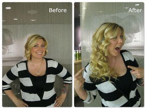 cheap haircuts dayton ohio 41 best hair extensions before and after images on