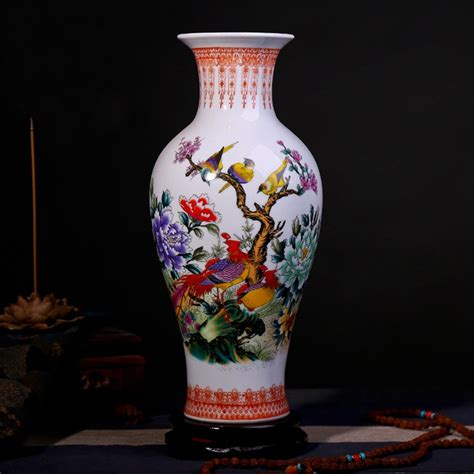 Modern Vase And Gift Coupon Code Free Shipping Jingdezhen Ceramic Vase Modern Style