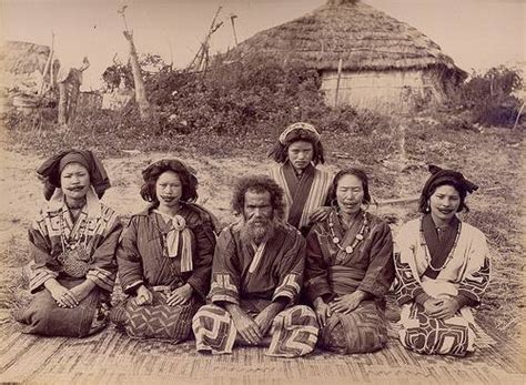 Ainu Japan ainu conservapedia