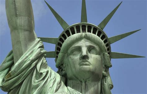 statue of liberty l the statue of liberty 127 years at america s gateway
