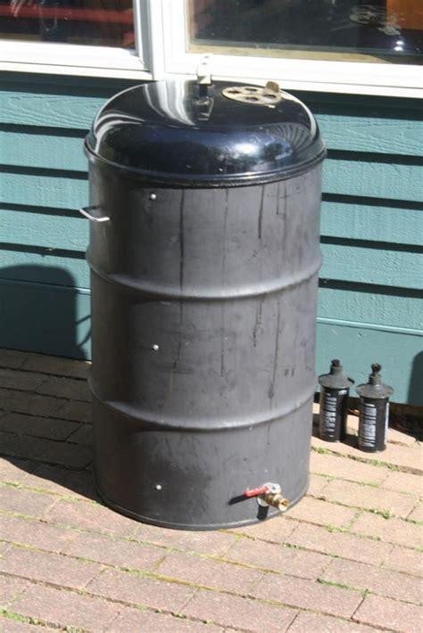 Garage En Kit Béton 2039 by H 228 Ssliche Drum Smoker Uds Anleitungen Und Faq