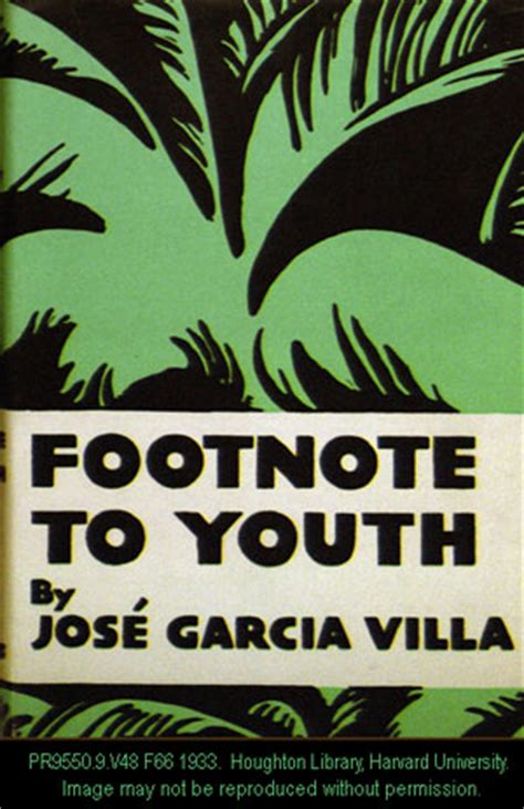 story themes of jose garcia villa how to write a manuscript for a book of poems first time