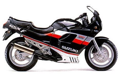 Suzuki 750f Suzuki Gsx 750 F Katana 2001 Datos T 233 Cnicos Poder Par