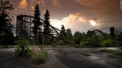 abandoned amusement park geauga lake from abandoned amusement