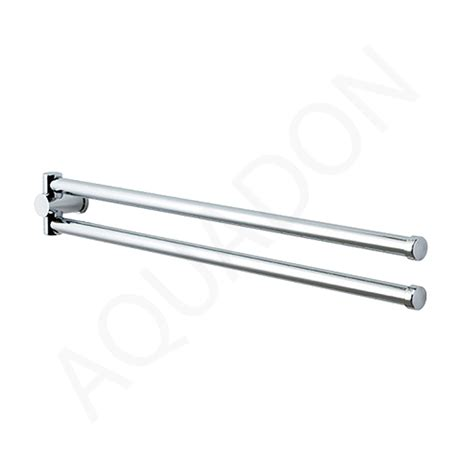 chrome bathroom towel rails pin towel rails on pinterest