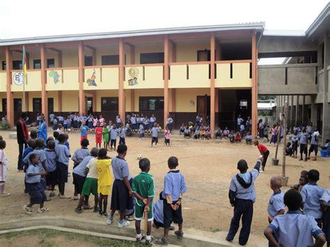 imagenes escolares de primaria escuela maternal y primaria de bafia camer 250 n 171 itaka