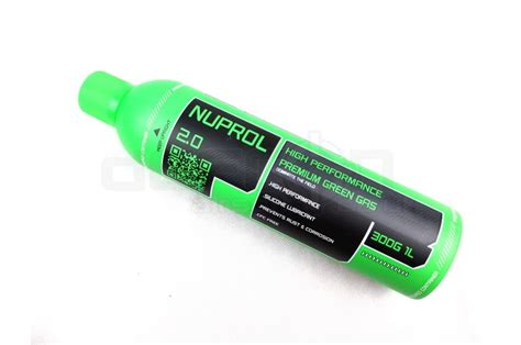 Green Gas Guarder 1000ml high power guarder quot blue gas quot 1000ml 187 defcon airsoft