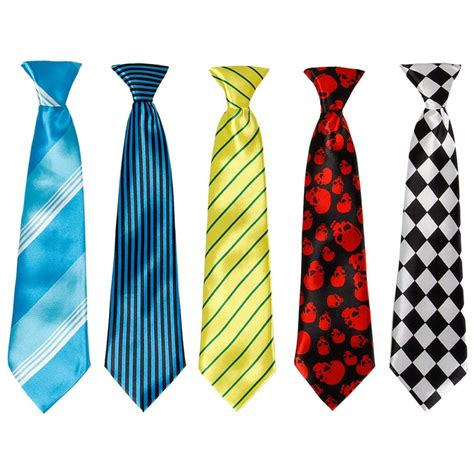 5pc mix design boys formal wear pre necktie set