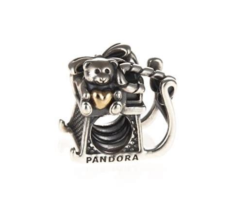 pandora silver sleigh charm 791207 greed