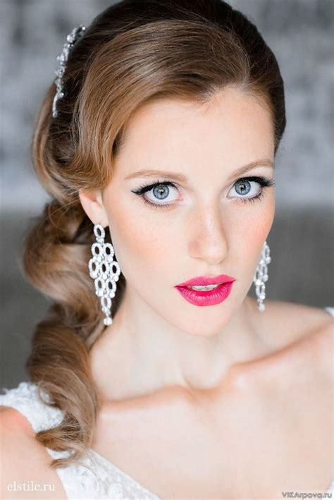Vintage Rustic Wedding Hairstyles by Wedding Hairstyles Retro My