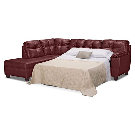 Queen Sofa Sleeper Sectional Microfiber Cleanupflorida Com