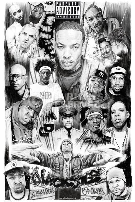 printable rap poster 184 best dope hiphop artwork images on pinterest