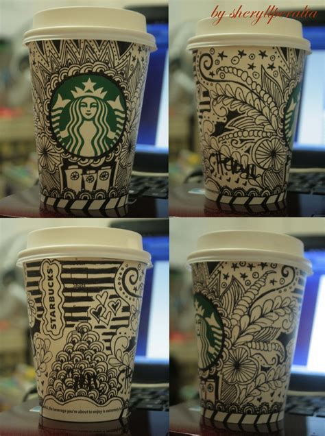 doodle starbucks cup starbucks cup doodle 1 starbucks cups
