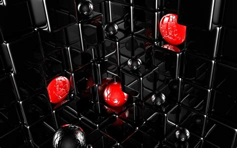 wallpaper 3d black free red and black 3d wallpaper hd wallpapers