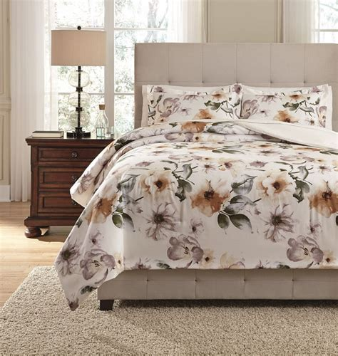 whats a comforter what s trending in home furnishings ashley furniture