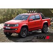 SKN Tuning – VW Amarok 20 Highline BiTDI