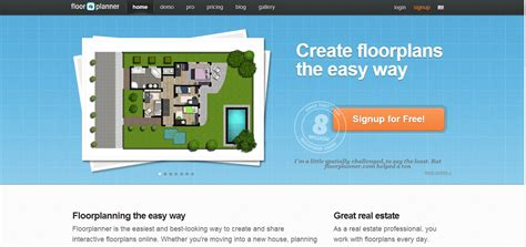 free online floorplanner free floor plan software floorplanner review