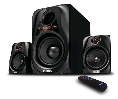Speaker Komputer Philips multimedia speakers 2 1 mms2560f 94 philips