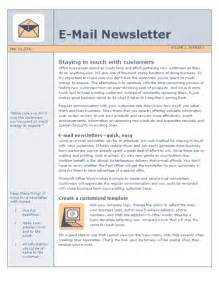 microsoft word newsletter template presodathis newsletter templates for word