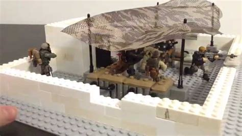 Call Of Duty 25 call of duty mega bloks moc 25 roof top