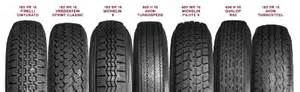 Car Tires Different Types Vintage Tyres Longstone Tyres