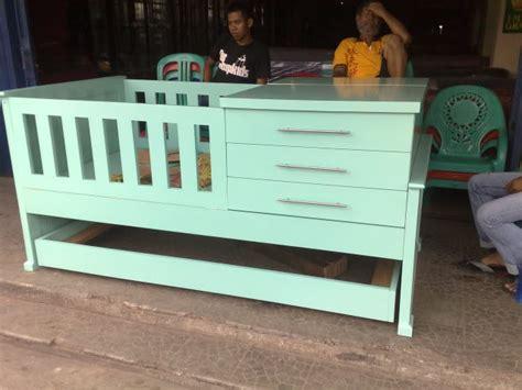 Keranjang Tidur Besi tempat tidur bayi baby box kayu besi teruji aman untuk bayi dijamin termurah kaskus the
