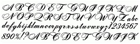 tattoo fonts zip file lettering calligraphy elaxsir