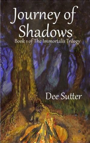 journey of shadows book 1 of the immortalis trilogy by