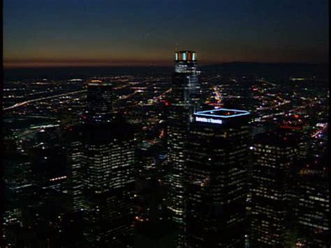 Los Angeles Ls los angeles ca circa 1999 aerials ls of downtown los