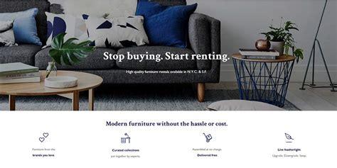 furniture rental startup feather raises   enable furniture rental  millennials   move