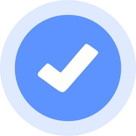 membuat instagram verified facebook quot verified account quot icon vector and png avaiable