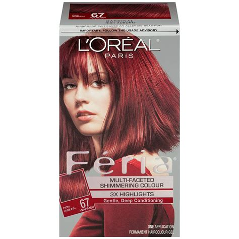 feria colors loreal feria professional hair color directions l oreal