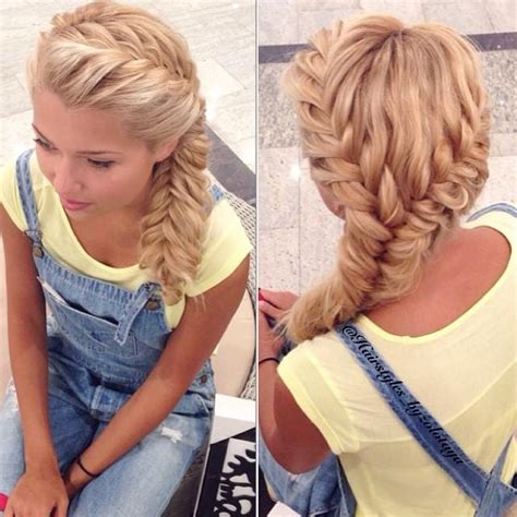 how to do the country chic hairstyle from covet fashion ehow beautiful braid