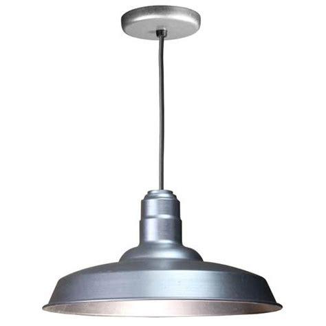Outdoor Galvanized Lighting Galvanized Steel Lighting Bellacor