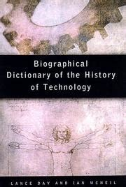 a history of id tech biographical dictionary of the history of technology 1996
