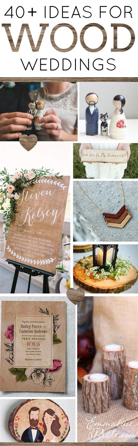 25  Best Ideas about Wood Themed Wedding on Pinterest