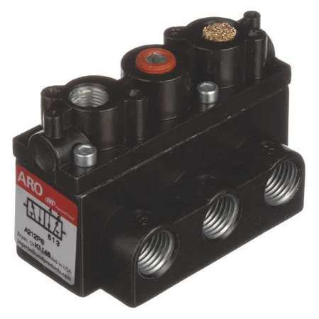 Pilot Valve Pneumatic Single Ukuran Drat 1 4in aro a212pd valve air pilot 1 4 in walmart
