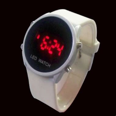 Jam Tangan Led Sport Aa W027 led watches aa w013 baby blue jakartanotebook