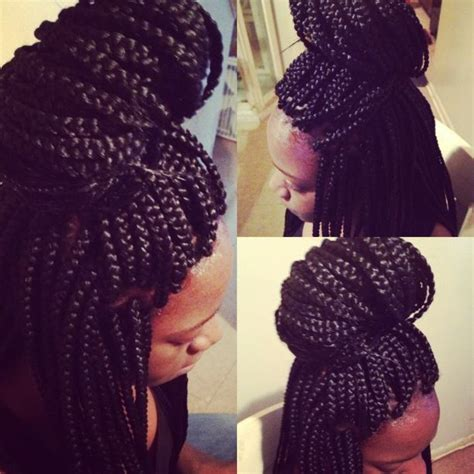 what the difference between box braids and singles thick individual braids poetic justice braids braids